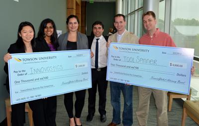 Johns Hopkins University Business Plan Competition